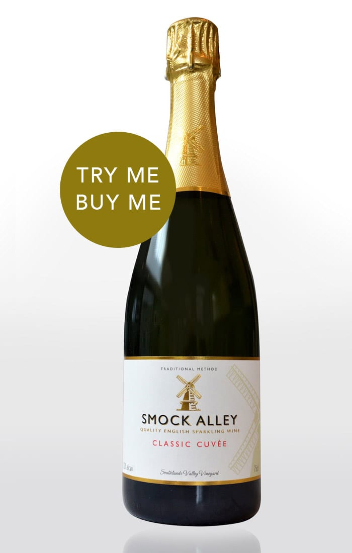 Smock Alley quality English sparkling wine